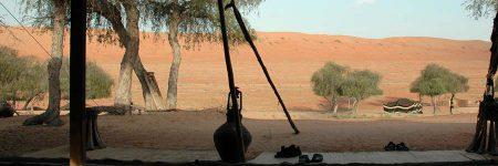 Desert Camps im Oman © B&N Tourismus